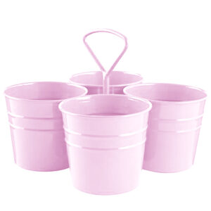 On The Go Art Caddy - Light Pink