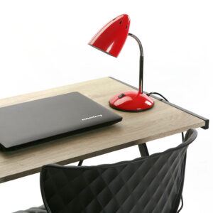 Study Lamp - Red