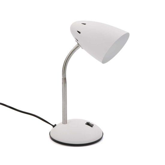 Study Lamp - White