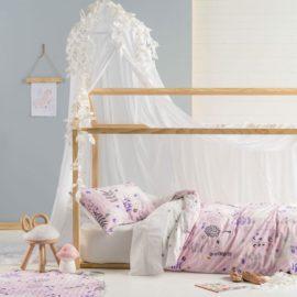 Moondance Pretty Single Duvet Set for Kids Children Bedding Cotton Bedroom Pillowcase