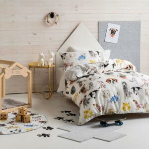 Pet's Life Duvet Set (Single)