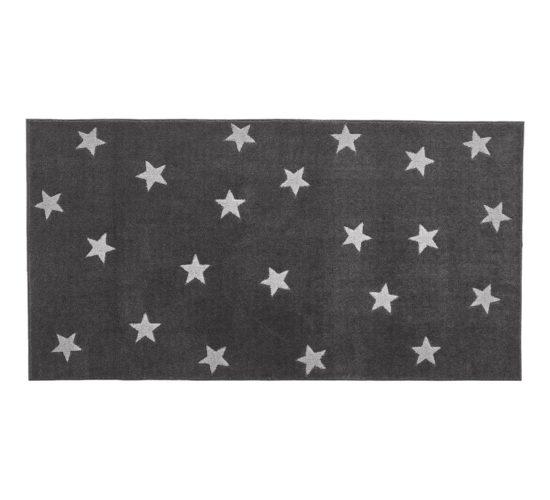 Galaxy Star Rug - Grey by Lifetime Kidsrooms