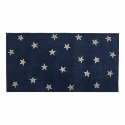 Galaxy Star Rug - Navy by Lifetime Kidsrooms