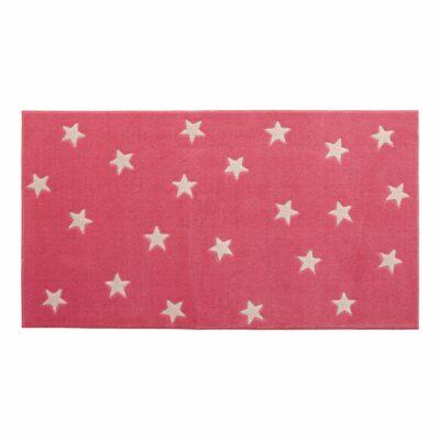 Galaxy Star Rug - Pink by Lifetime Kidsrooms