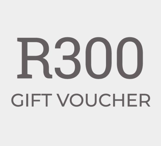 R300 Gift Voucher