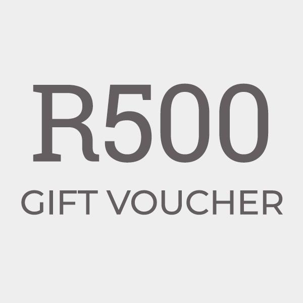 R500 Gift Voucher