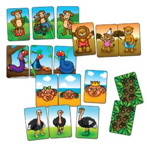 Animal Families Game