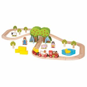 Farm Rail Train Set