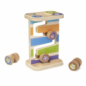 Wooden Safari Zig Zag Tower