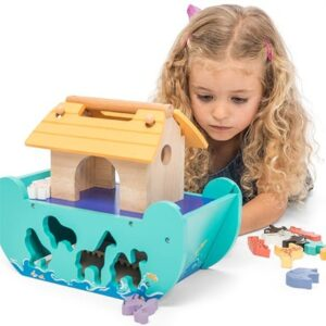 Wooden Le Petit Ark