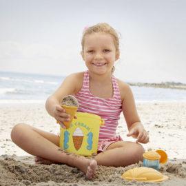 Speck Seahorse Sand Ice Cream Set Games children & kids Beach Outdoor Toys