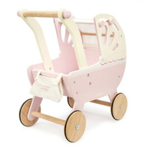Sweet Dreams Pram - Pastel Pink