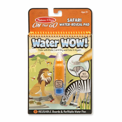 Water WOW! Safari - On The Go Travel Activity
