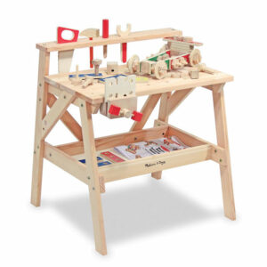 Wooden Project Work Bench