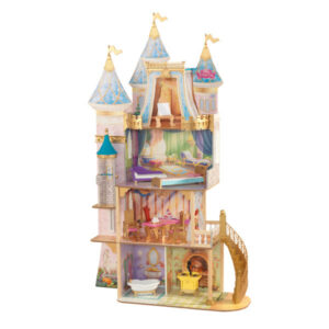 Disney® Princess Royal Celebration Dolls House with Furniture