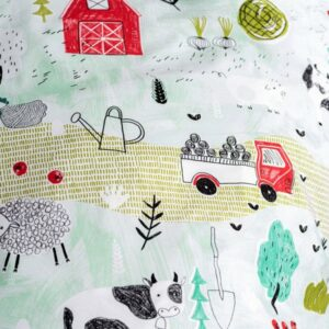 Farmland Duvet Set (Single)