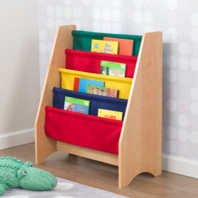 Sling Bookcase - Primary by Kidkraft