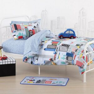 City Streets Duvet Set (Single)
