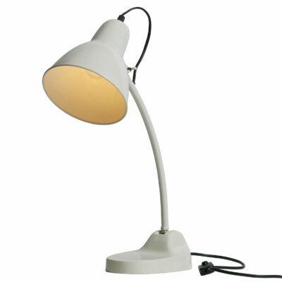 Metal Masterpiece Lamp - White