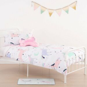 Unicorn Sky Duvet Set (Single)