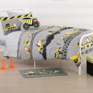 Construction Zone Duvet Set (Single)