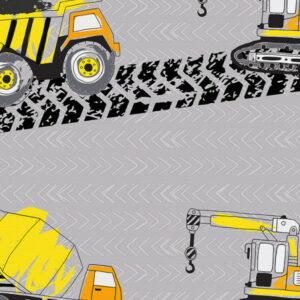 Construction Zone Duvet Set (Single)