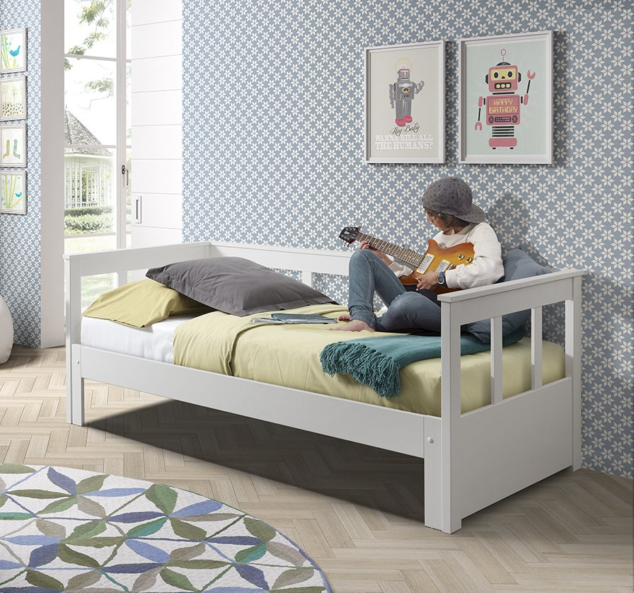 Pennington Extendable Bed White for children and kids in SA
