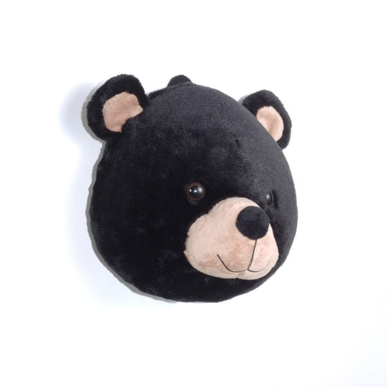 Bear Plush Head