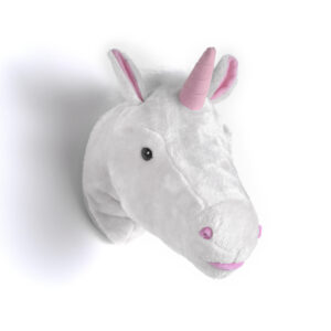 Unicorn Plush Head