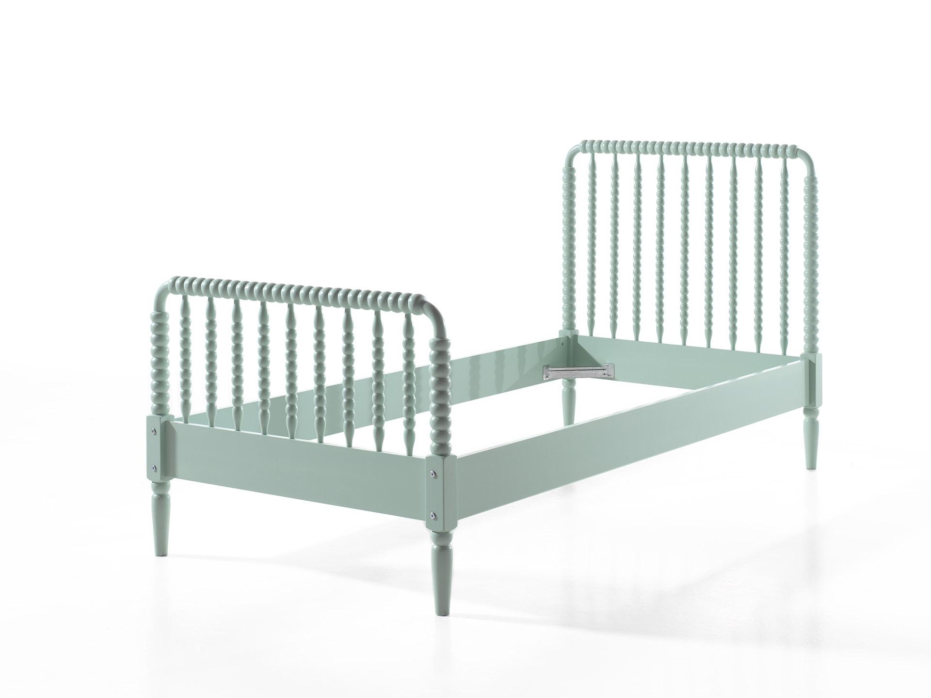 Alana Jenny Lind Spindle Single Bed Mint Kids Children Bedroom Kidsroom