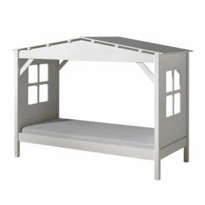Harper House Bed - White