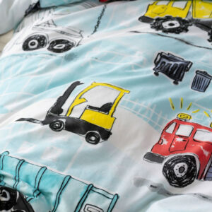 On The Road Duvet Set (Single)