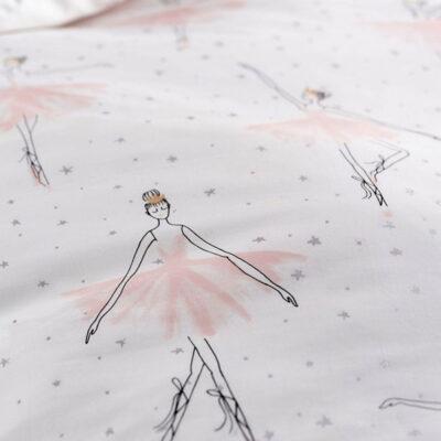 Prima Ballerina Duvet Set (Single)