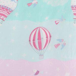 Balloon Ride Duvet Set (Single)