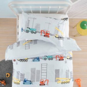 Skyline Duvet Set (Single)