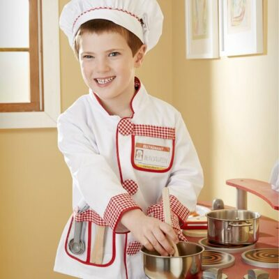 Chef Role Play Costume Set