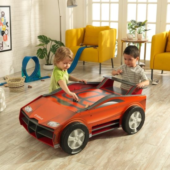 Speedway Play & Store Activity Table