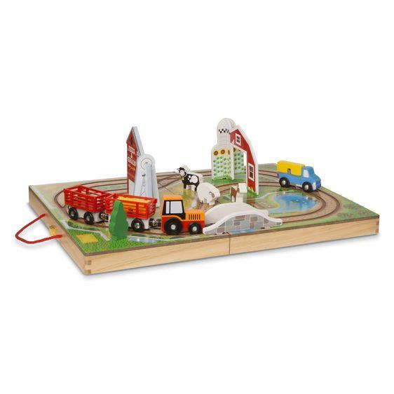 Take-Along Farm Set