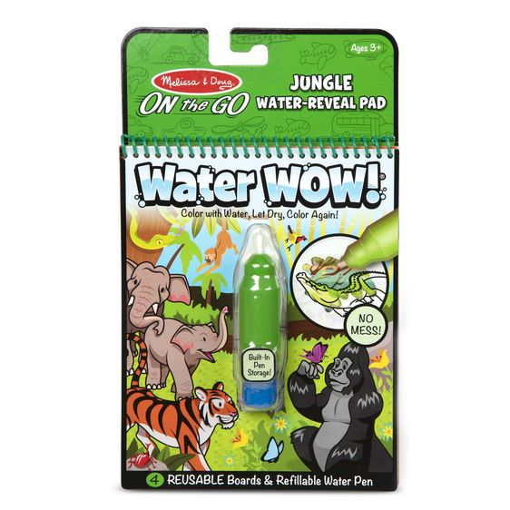 Water WOW! Jungle - On The Go Travel Activity
