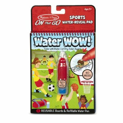 Water WOW! Sports - On The Go Travel Activity