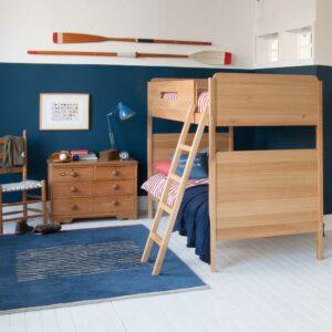 Edit Bunk Bed - Oak by Little Folks