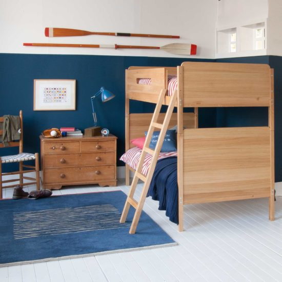 Edit Bunk Bed - Oak by Little Folks
