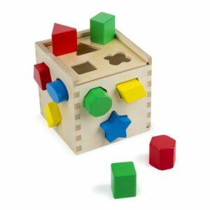 Classic Shape Sorting Cube