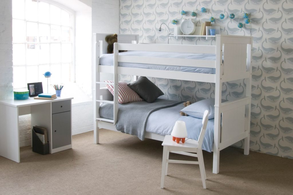 Superior Classic Bunk Bed Beech