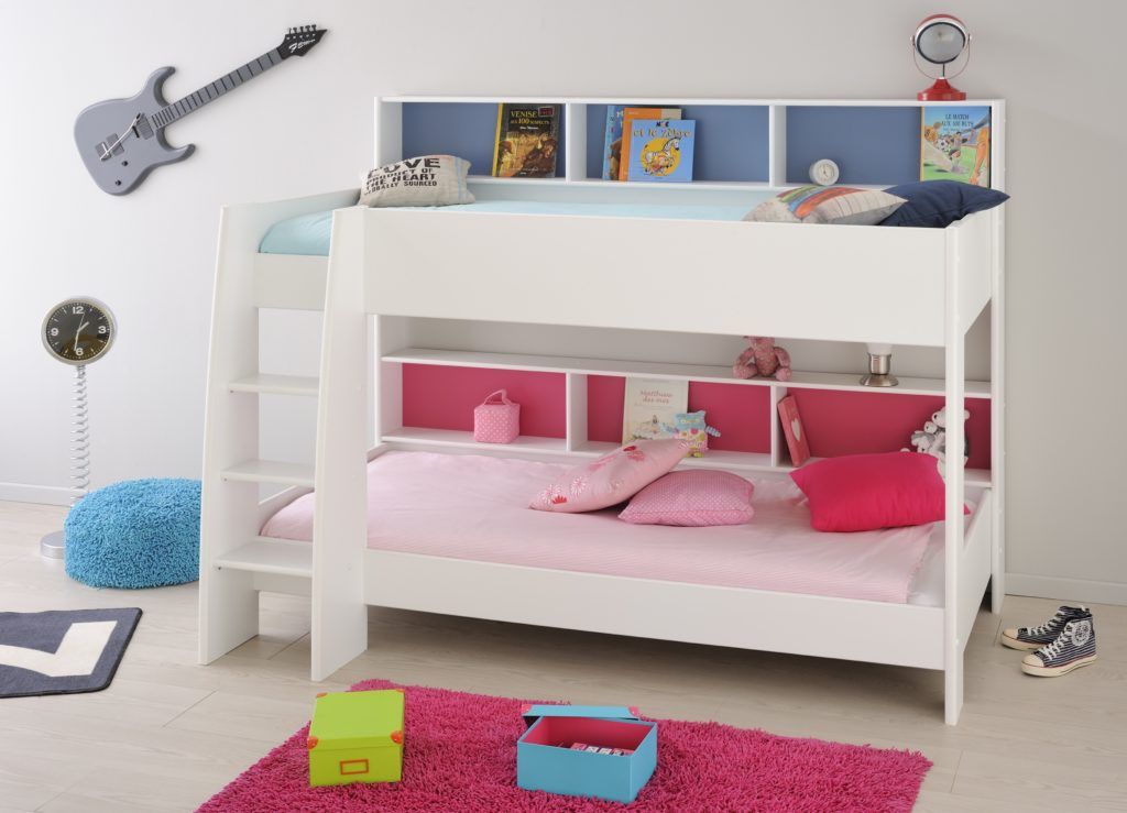 Shared Space for Siblings Parker Bunk Bed