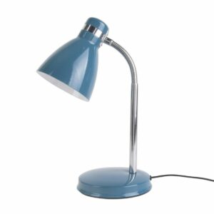 Desk Lamp - Blue
