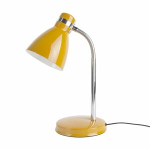 Desk Lamp - Yellow