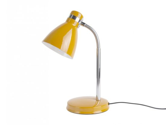 Desk Lamp - Yellow