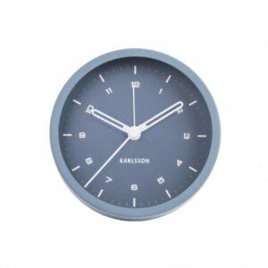 Tinge Alarm Clock - Blue