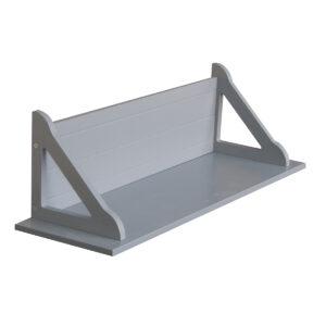 Any Which Way Wall Shelf - Grey